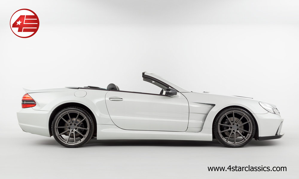 2003 Mercedes SL65 AMG Black Series Evocation /// SL500 For Sale (picture 3 of 6)