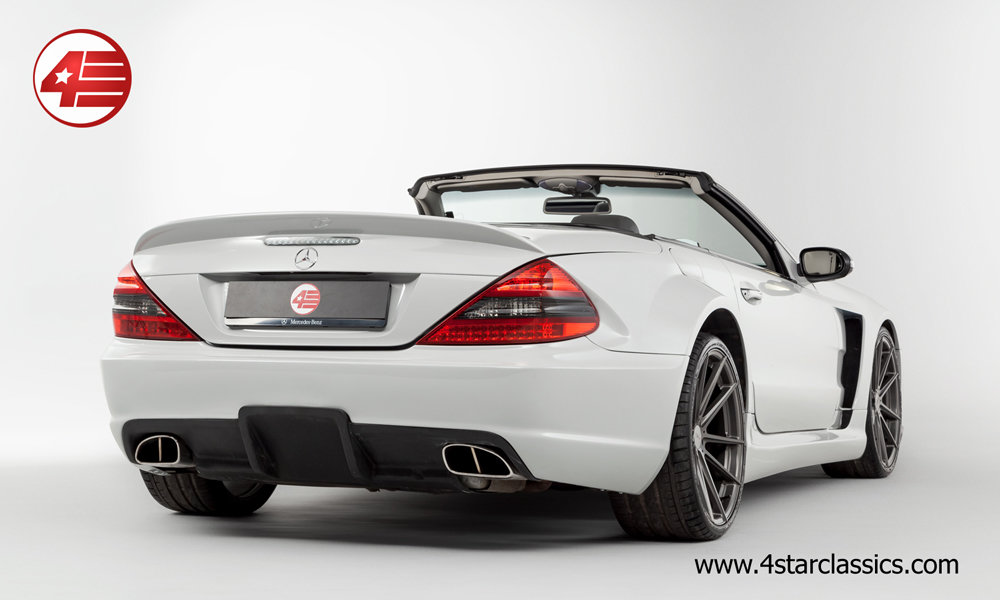 2003 Mercedes SL65 AMG Black Series Evocation /// SL500 For Sale (picture 4 of 6)