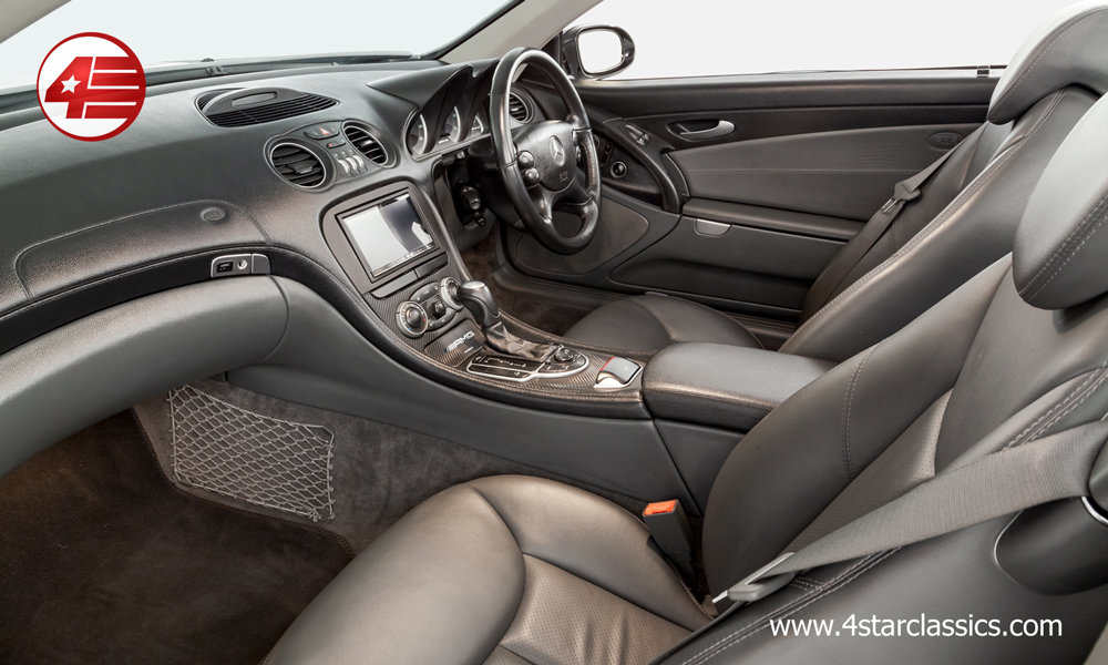 2003 Mercedes SL65 AMG Black Series Evocation /// SL500 For Sale (picture 5 of 6)
