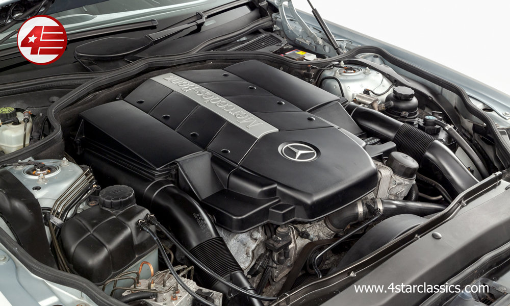 2003 Mercedes SL65 AMG Black Series Evocation /// SL500 For Sale (picture 6 of 6)
