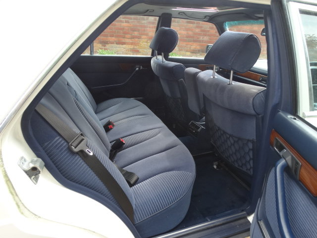 1984 Mercedes 280 SE For Sale (picture 5 of 6)