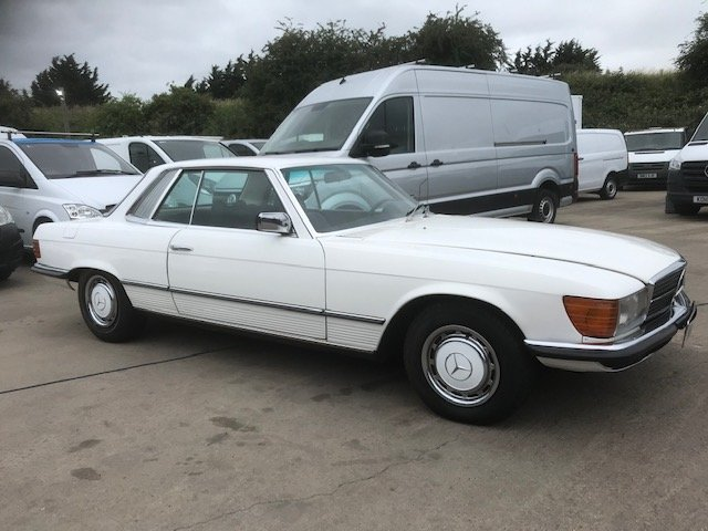 1978 Mercedes-benz slc 450 | lhd | low miles |  For Sale (picture 1 of 6)