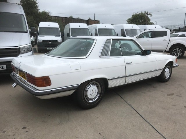 1978 Mercedes-benz slc 450 | lhd | low miles |  For Sale (picture 4 of 6)