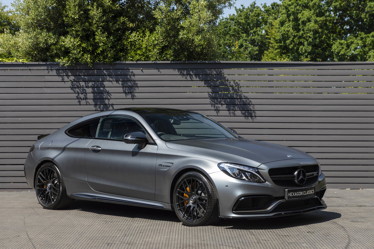 2017 MERCEDES- BENZ AMG C63 S EDITION 1 MOTORSPORT, 1/23 For Sale (picture 1 of 6)