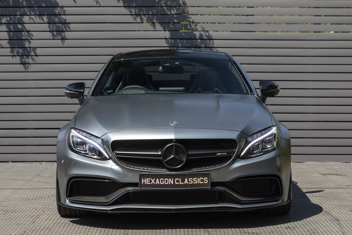 2017 MERCEDES- BENZ AMG C63 S EDITION 1 MOTORSPORT, 1/23 For Sale (picture 2 of 6)