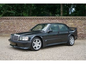 1989 Mercedes-Benz 190E Evo 1 Rare homologations special, only 50 For Sale
