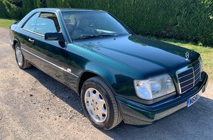 1995 MERCEDES-BENZ E220 COUPE For Sale by Auction