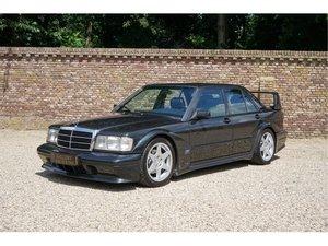 1990 Mercedes-Benz 190E Evo 2 Rare homologation special For Sale
