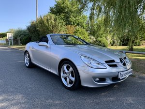 Mercedes Benz SLK350 7 Speed Auto ONLY 28000 MILES