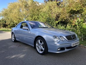 2004 Mercedes Benz CL500 ONLY 18000 MILES FROM NEW