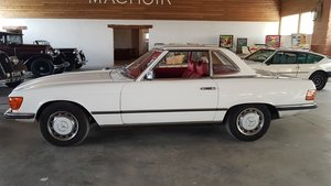 1977 MERCEDES 280 SL  SOLD by Auction