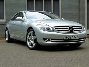 Mercedes-Benz CL 5.5 CL500 2dr BEST VALUE CAR ON THE MARKET.