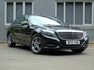 Mercedes-Benz S Class 3.0 S350d SE Line L (Executive) LWB