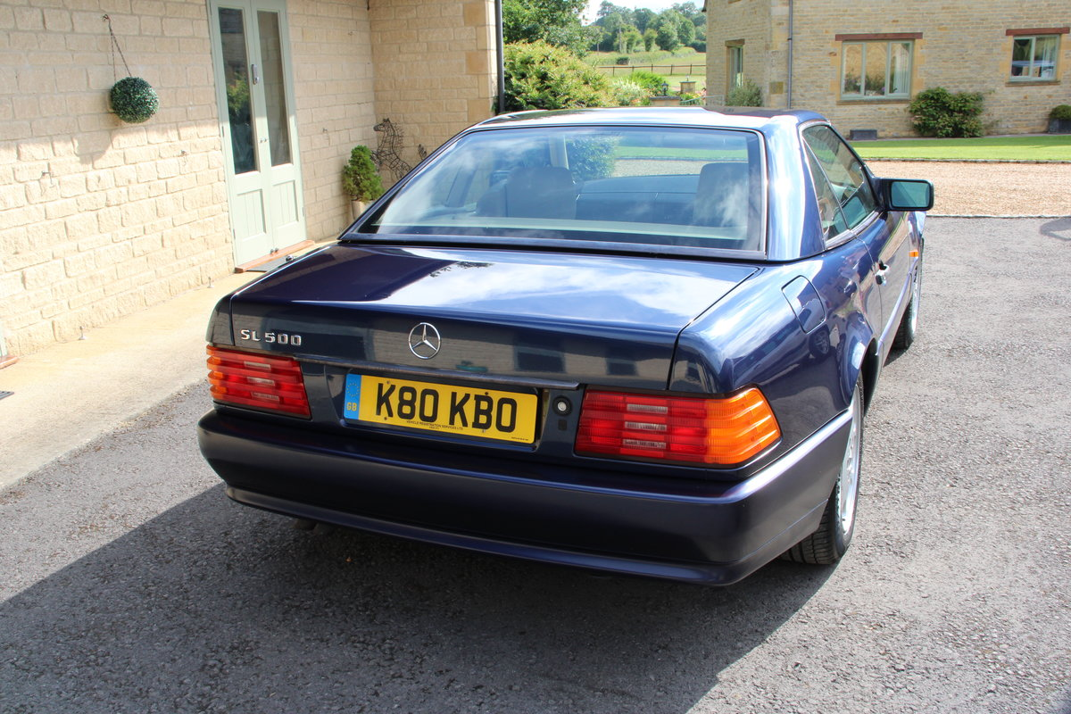 1995 MERCEDES 500 SL For Sale (picture 2 of 19)