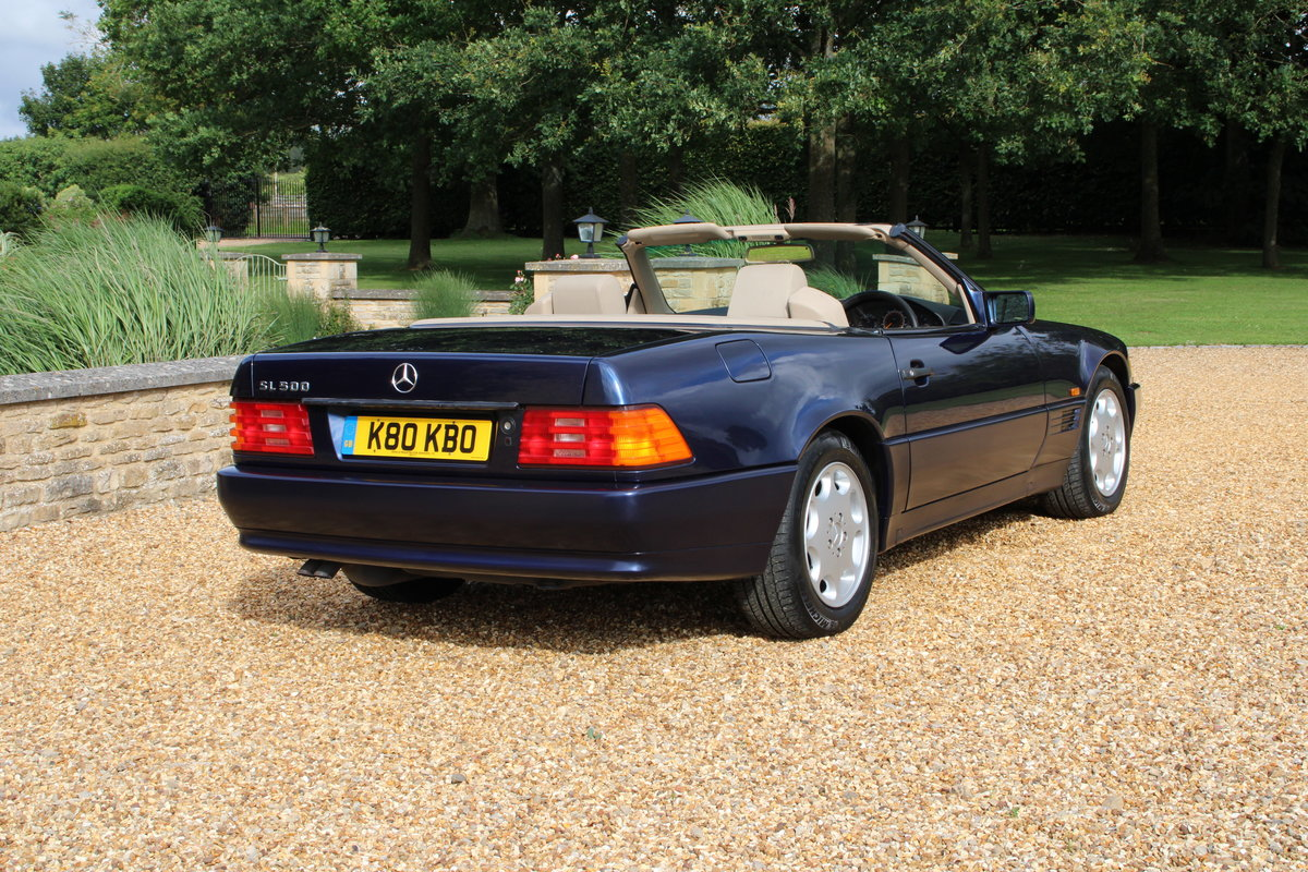 1995 MERCEDES 500 SL For Sale (picture 5 of 19)