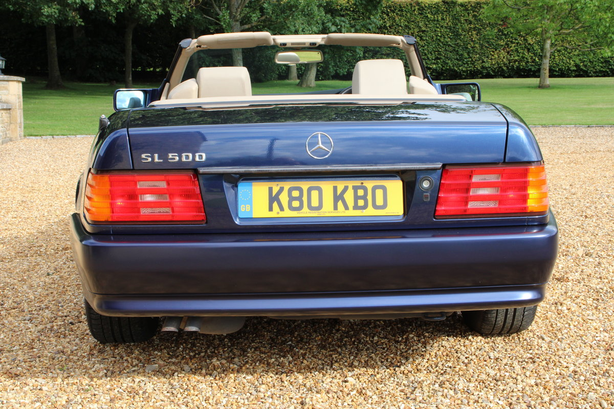 1995 MERCEDES 500 SL For Sale (picture 6 of 19)