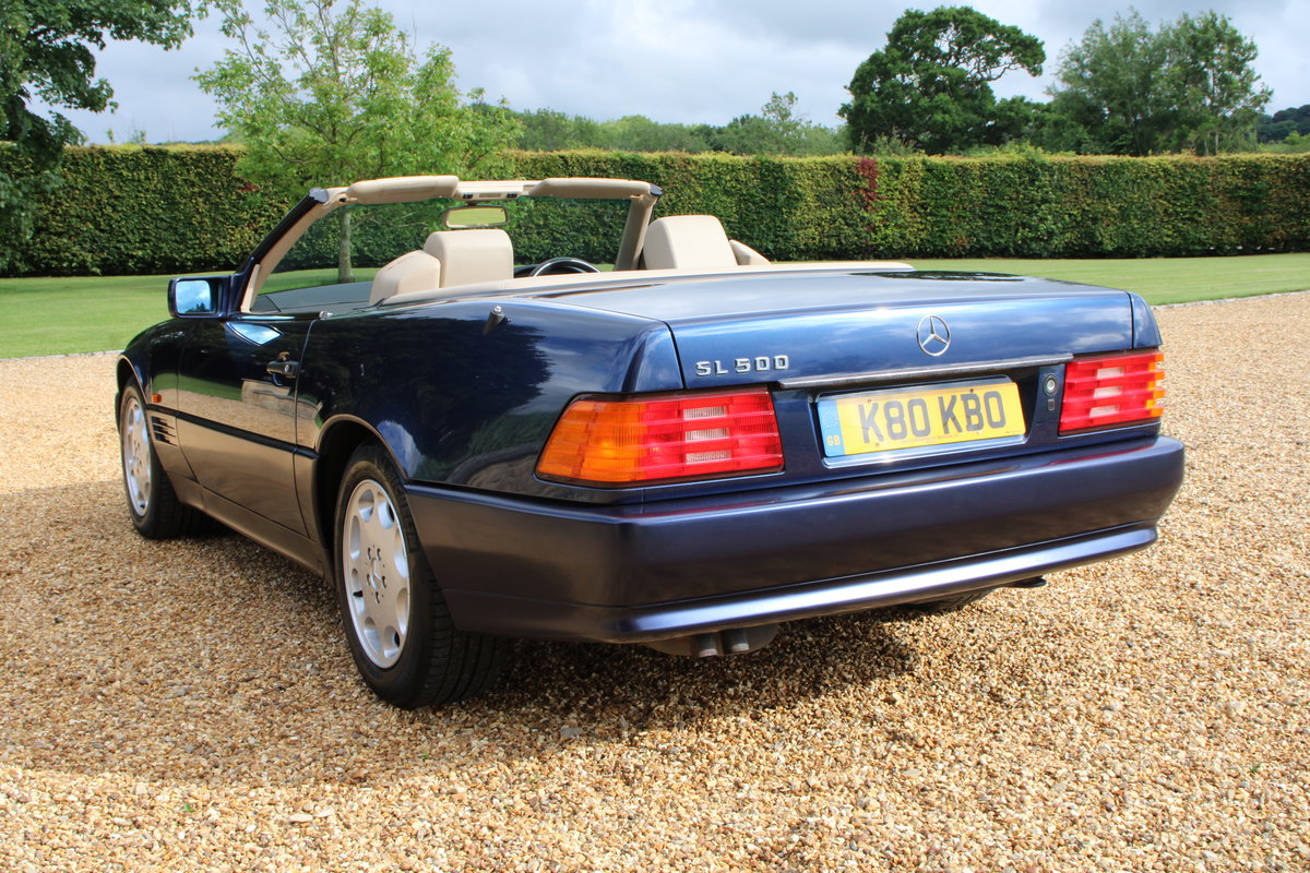 1995 MERCEDES 500 SL For Sale (picture 7 of 19)