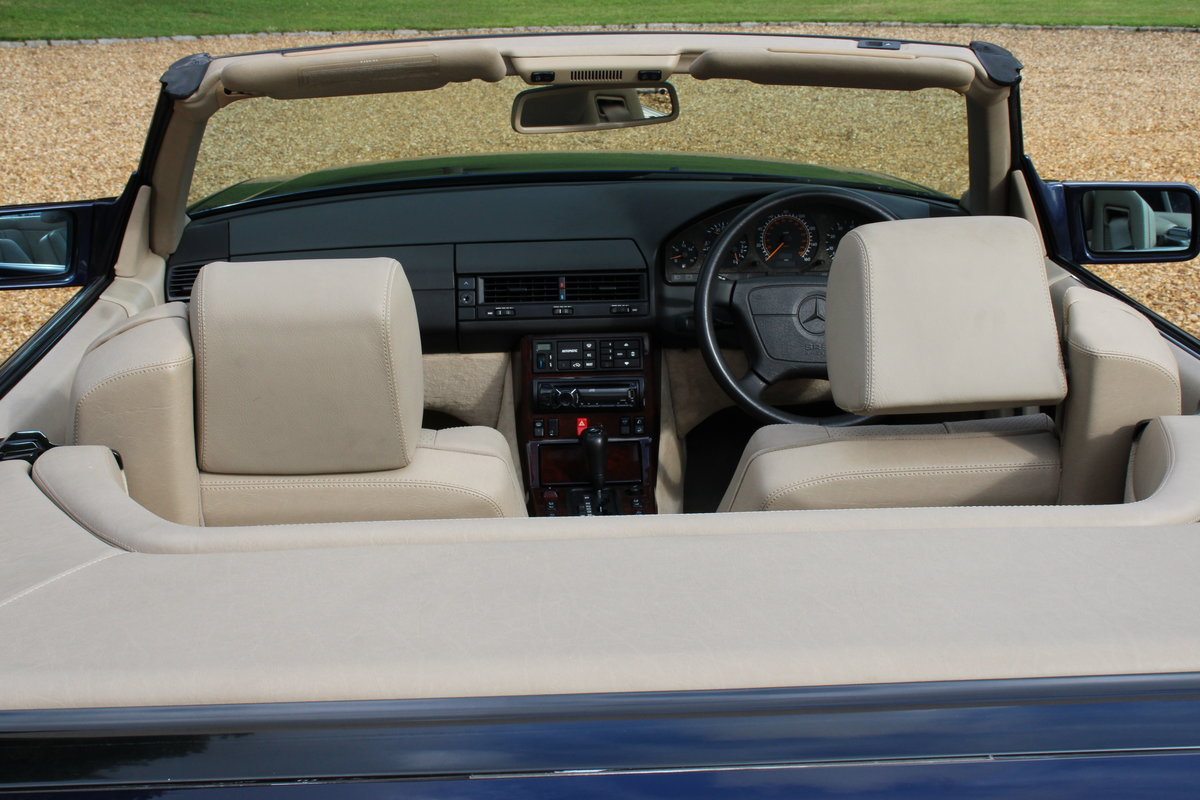 1995 MERCEDES 500 SL For Sale (picture 8 of 19)