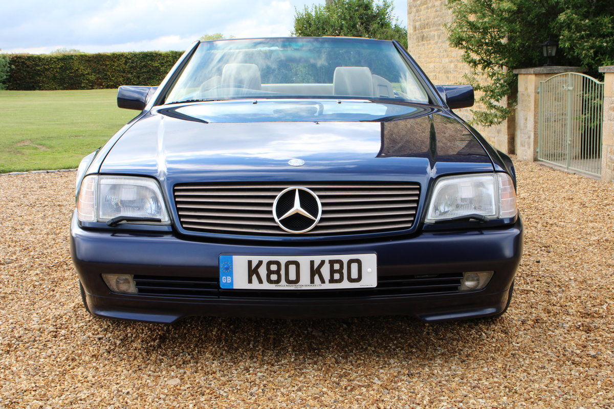 1995 MERCEDES 500 SL For Sale (picture 9 of 19)
