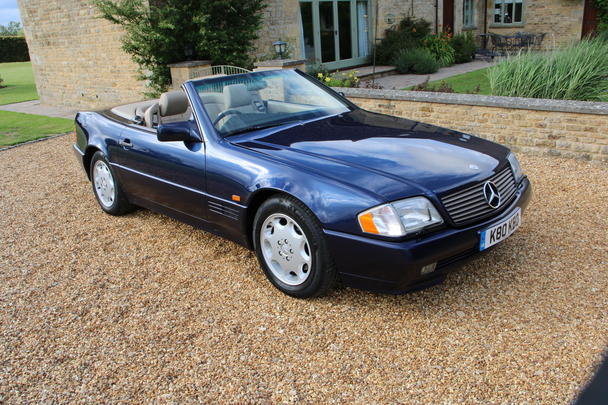 1995 MERCEDES 500 SL For Sale (picture 11 of 19)