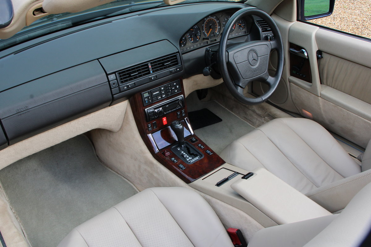 1995 MERCEDES 500 SL For Sale (picture 12 of 19)