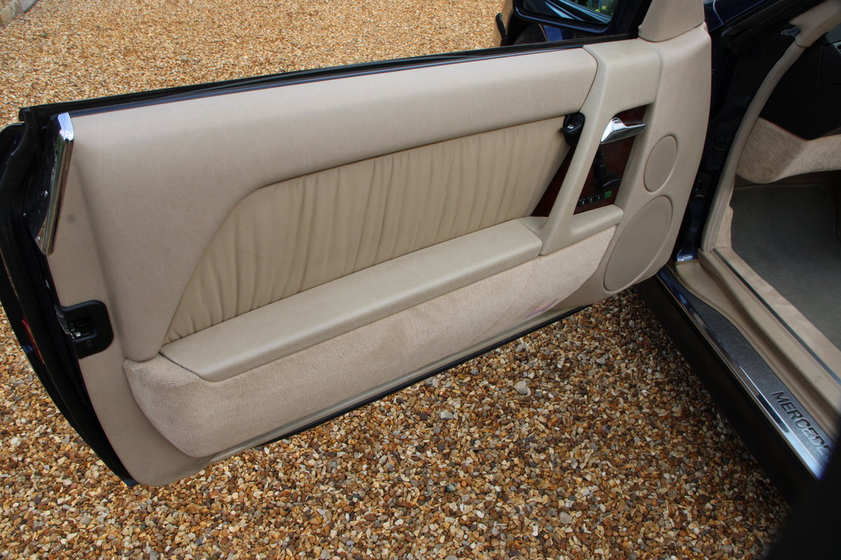 1995 MERCEDES 500 SL For Sale (picture 14 of 19)