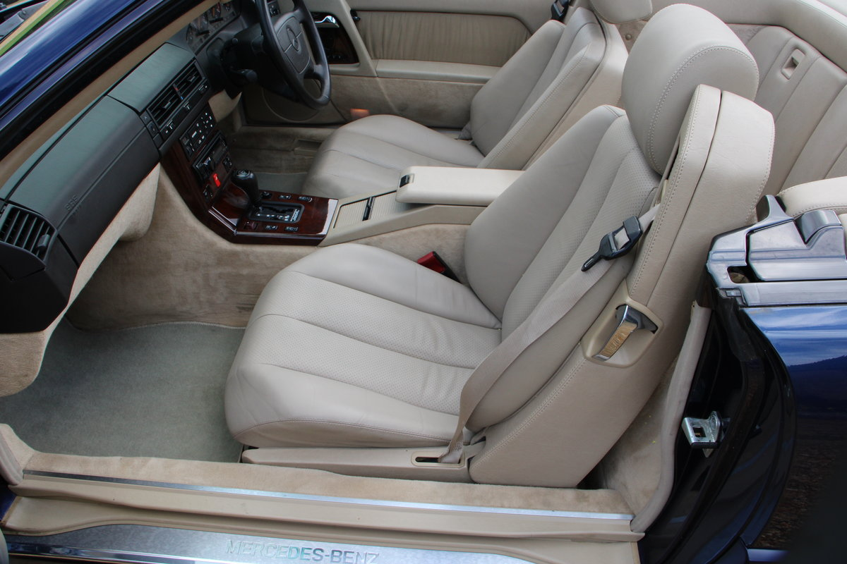 1995 MERCEDES 500 SL For Sale (picture 15 of 19)