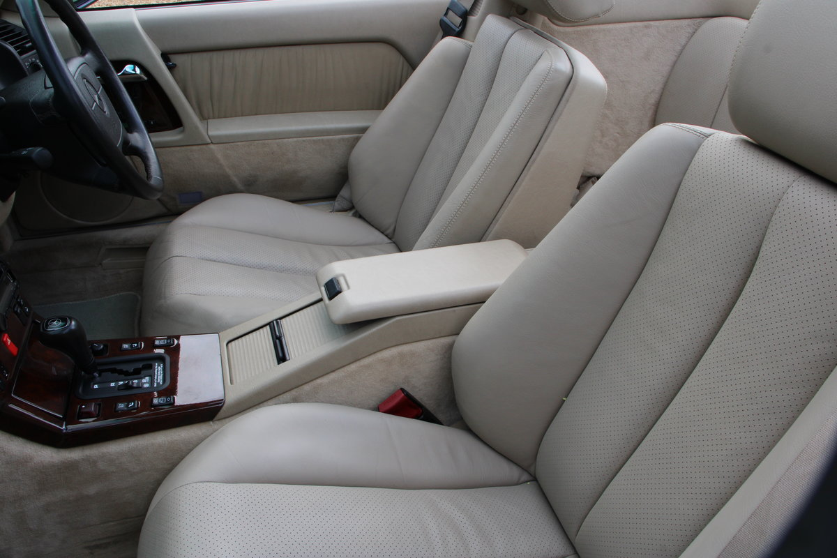 1995 MERCEDES 500 SL For Sale (picture 16 of 19)