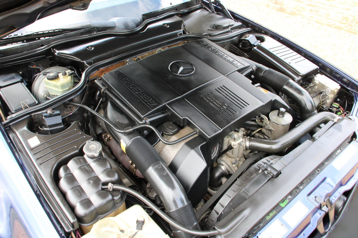 1995 MERCEDES 500 SL For Sale (picture 18 of 19)