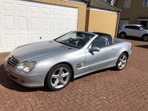 2003 Mercedes sl350 convertable