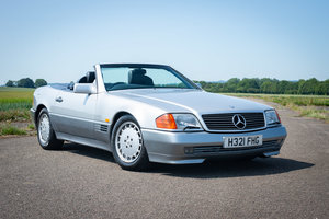 1991 Mercedes-Benz 500SL R129 - FSH - Original