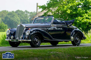 Picture of Mercedes 220A Cabriolet, 1951 For Sale