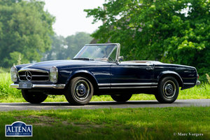 Picture of Mercedes 230 SL Pagode, 1967 SOLD