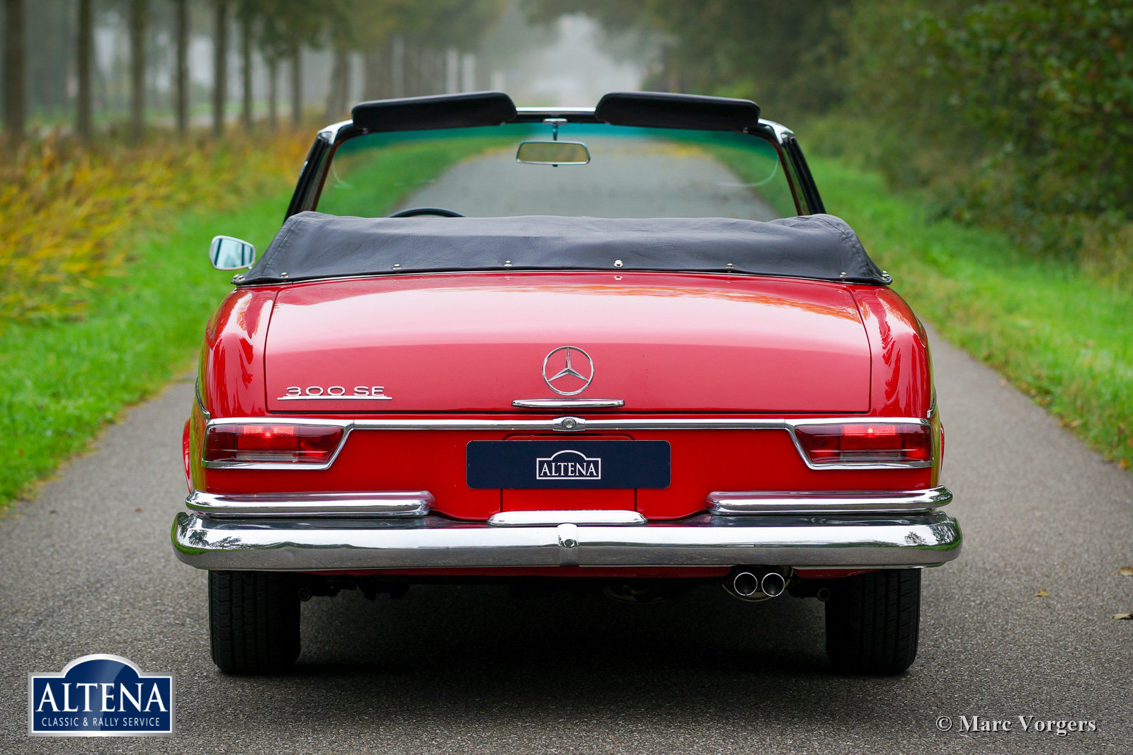 Mercedes 300SE Cabriolet, 1966 For Sale (picture 6 of 6)