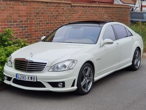 2007 MERCEDES S65 AMG 6.0 V12 BITURBO - LHD LEFT HAND DRIVE + 60K For Sale