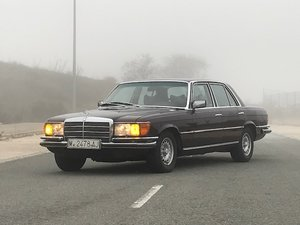 1974 MERCEDES 350SE W116