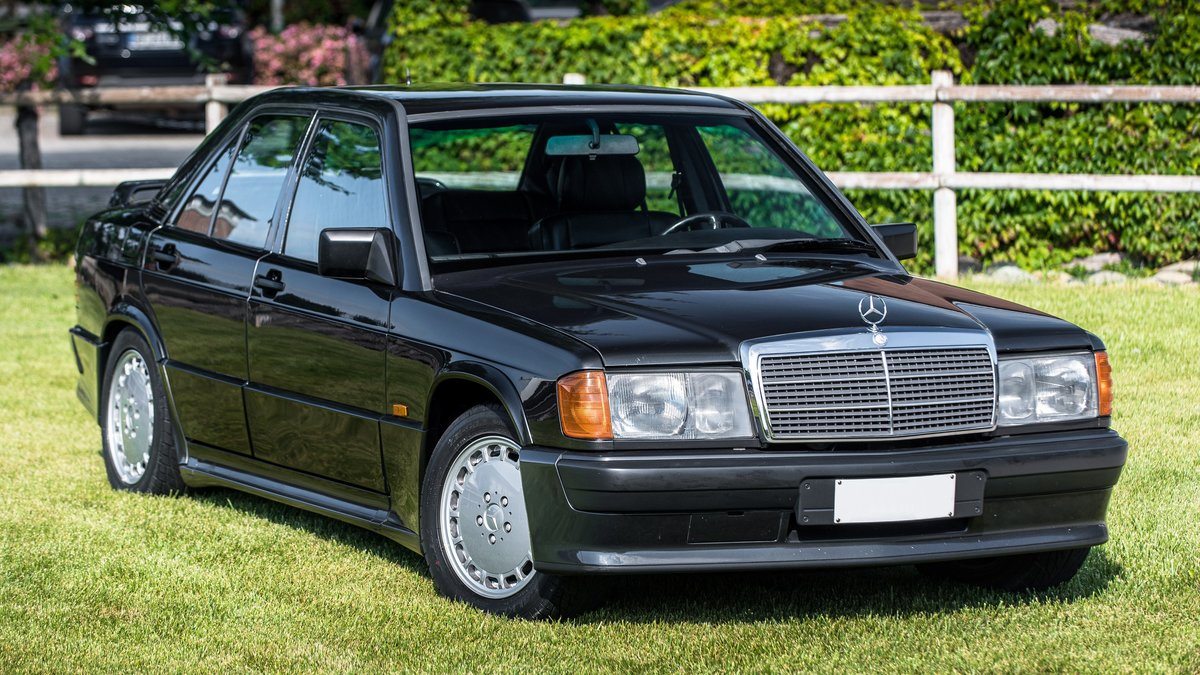 1987 Mercedes-Benz 190 E 2.3-16 No reserve For Sale by Auction (picture 1 of 6)