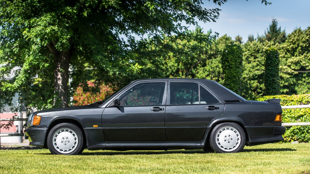 1987 Mercedes-Benz 190 E 2.3-16 No reserve For Sale by Auction (picture 5 of 6)