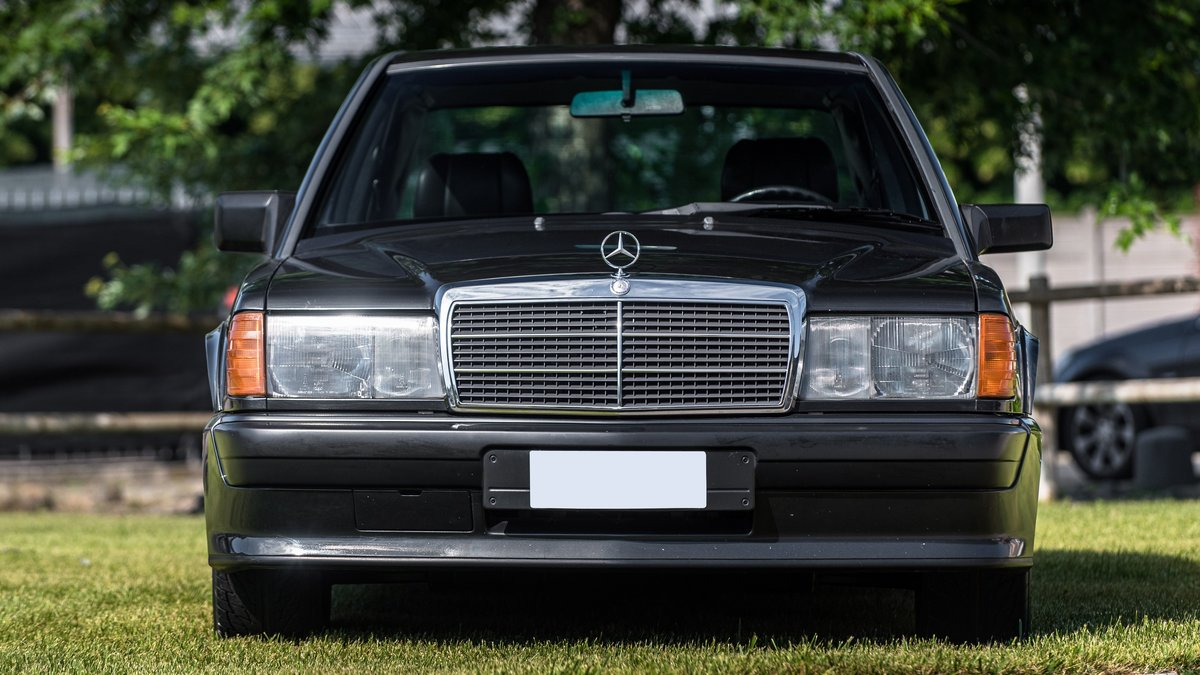 1987 Mercedes-Benz 190 E 2.3-16 No reserve For Sale by Auction (picture 6 of 6)