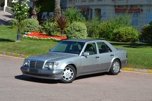1994 Mercedes-Benz E500 For Sale by Auction