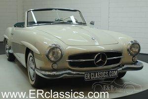 Mercedes Benz 190 SL 1961 Holland delivered, first owner