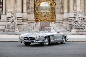 1957 Mercedes-Benz 300 SL Roadster For Sale by Auction