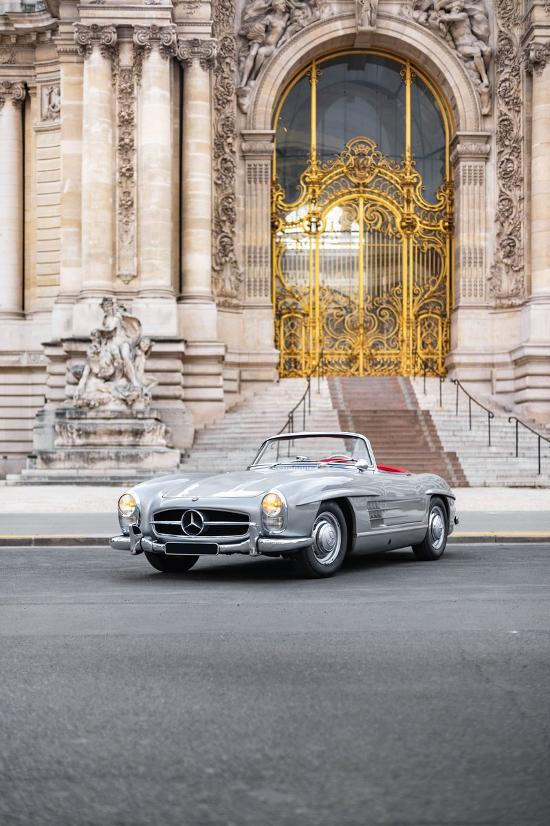1957 Mercedes-Benz 300 SL Roadster For Sale by Auction (picture 3 of 6)