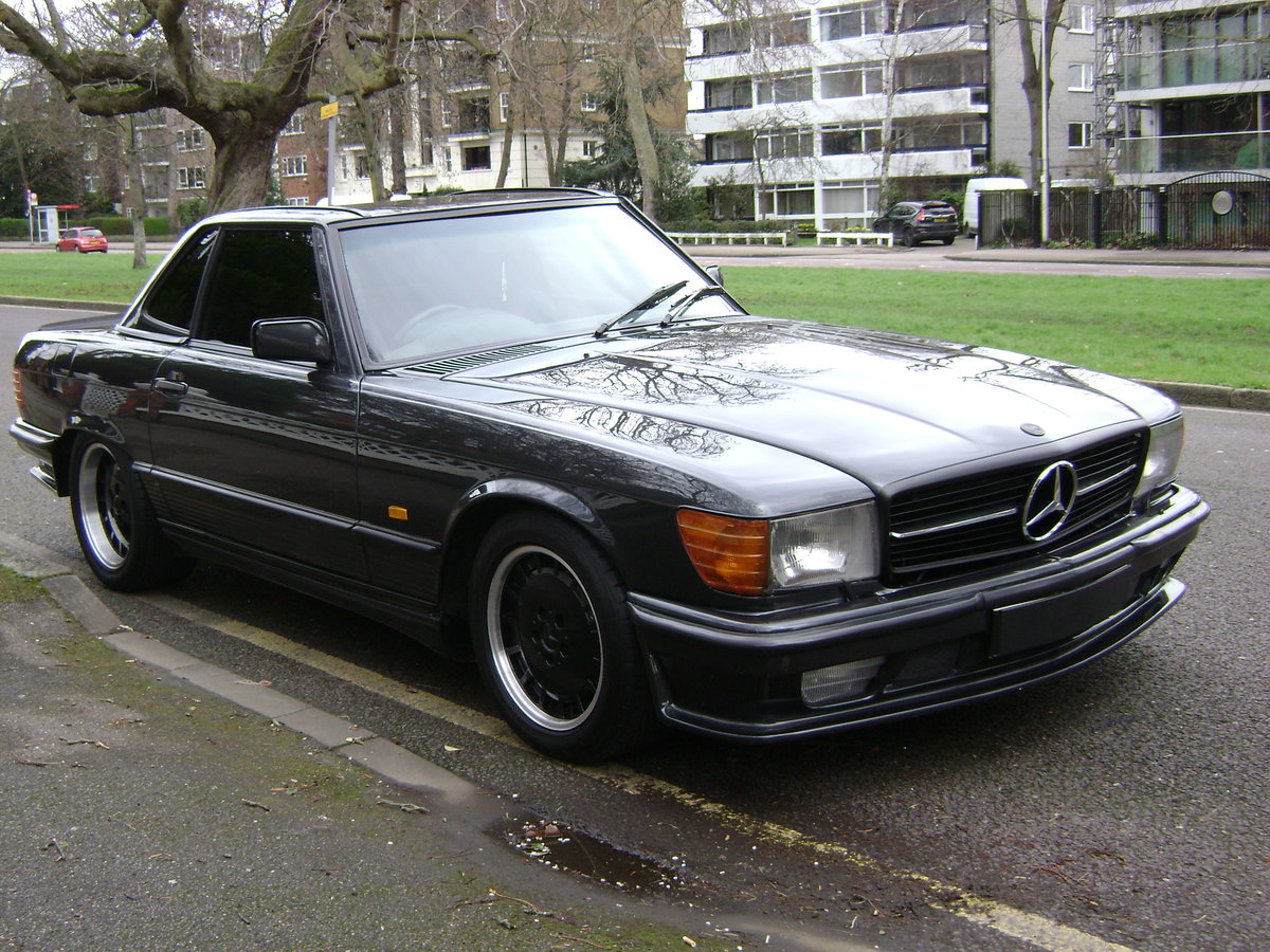 1986 MERCEDES 500SL LORINSER For Sale (picture 2 of 6)