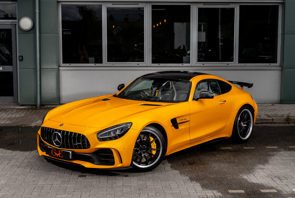 Mercedes AMG GTR 2019/19 SOLD (picture 1 of 6)