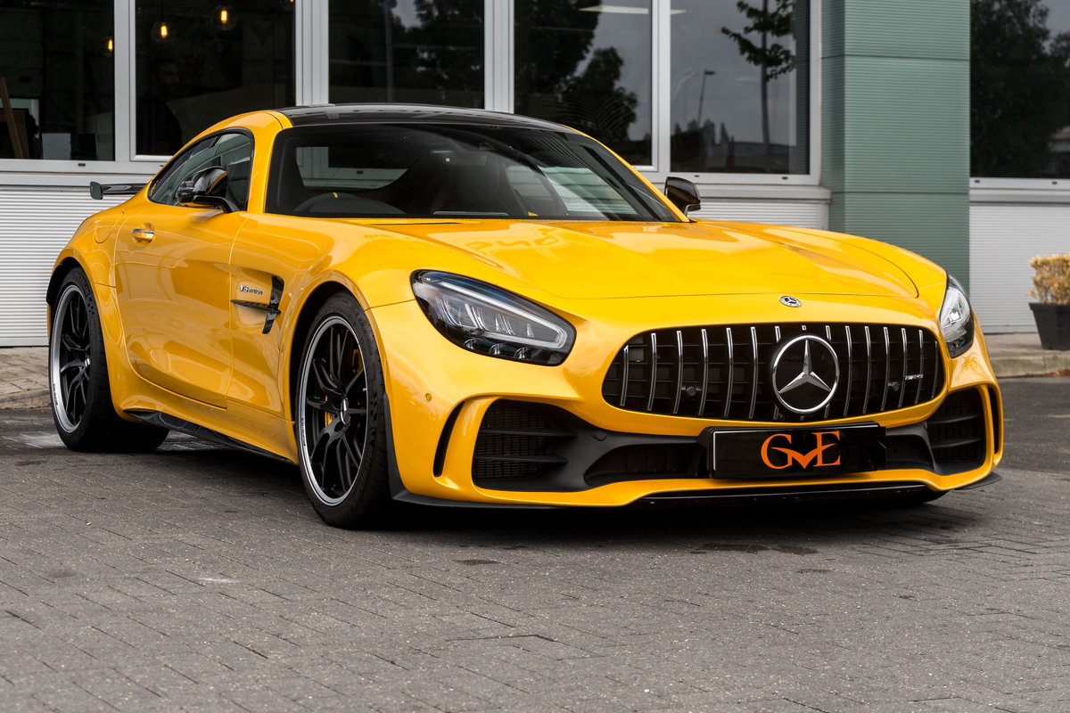 Mercedes AMG GTR 2019/19 SOLD (picture 2 of 6)