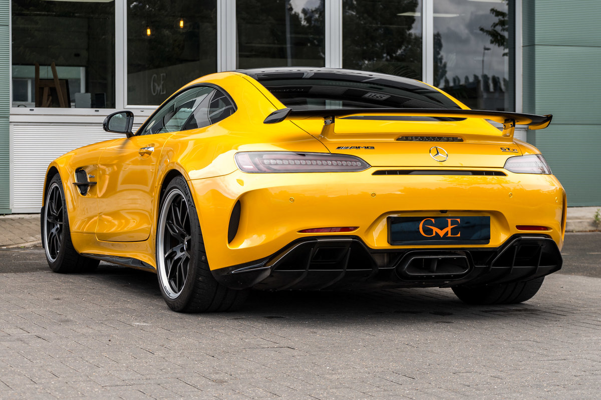Mercedes AMG GTR 2019/19 SOLD (picture 3 of 6)