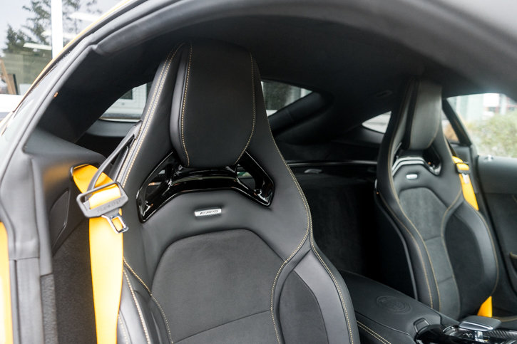 Mercedes AMG GTR 2019/19 SOLD (picture 5 of 6)