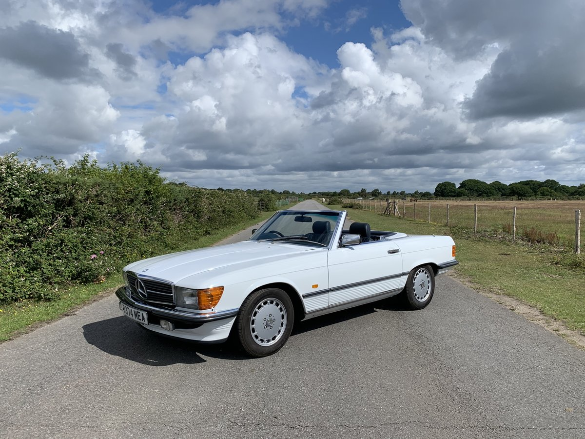 Mercedes 300SL 1986 Lovely Condition  For Sale (picture 1 of 6)