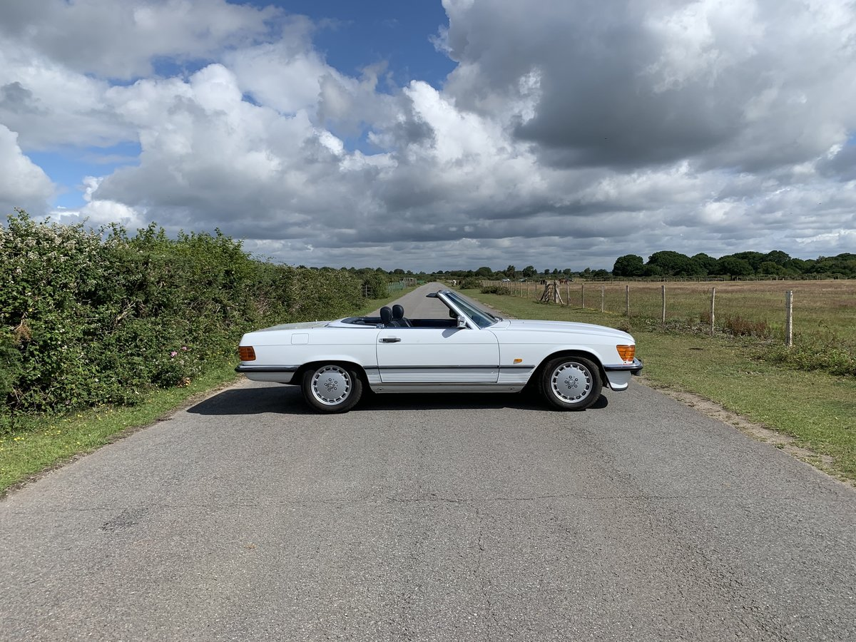 Mercedes 300SL 1986 Lovely Condition  For Sale (picture 4 of 6)